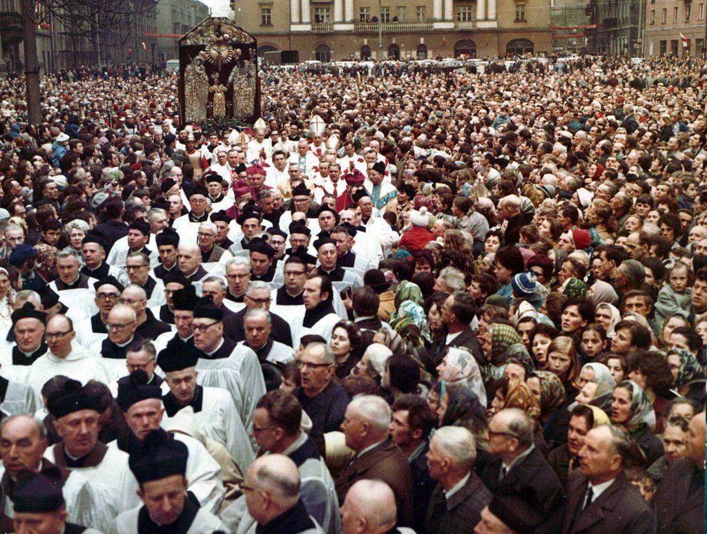 Strażnicy Boga u Świętego Józefa w 70. rocznicę wyzwolenia KL Dachau