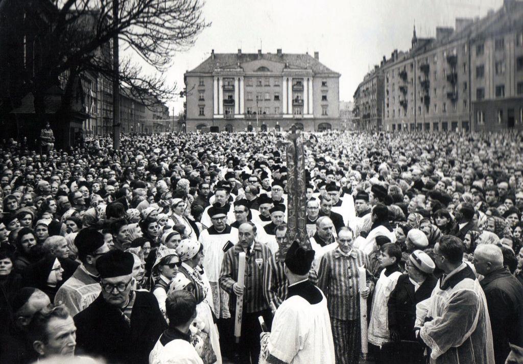 Z Dachau do Kalisza. Męczeństwo i wdzięczność
